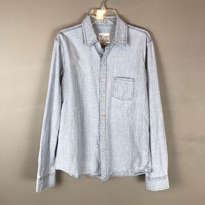 Joe's Jeans light blue button up The Shirt